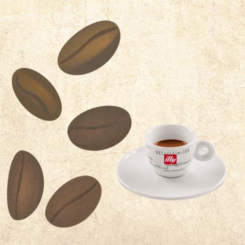 Café decaffeinato