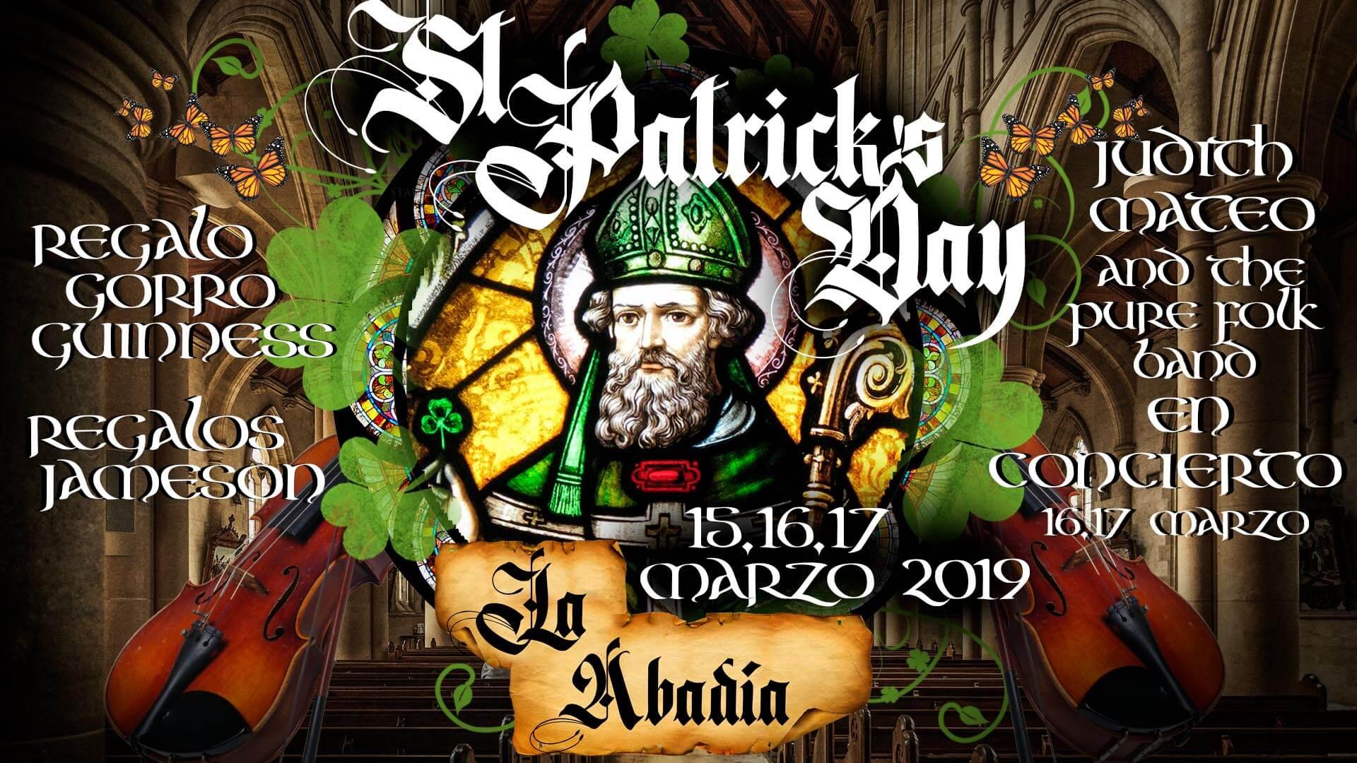 San Patricio 2019